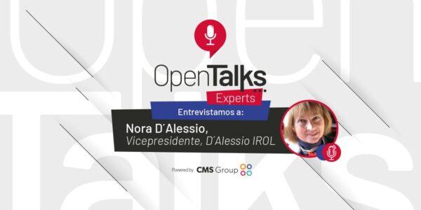 #OpenTalksExperts ¿Dónde está el cliente? por Nora D'Alessio